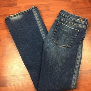 Silver Jeans 29X34 Amie